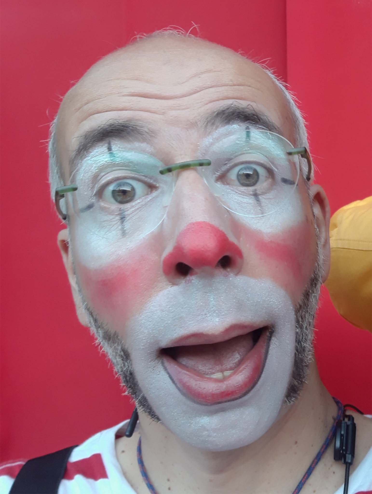 il clown Kirkos