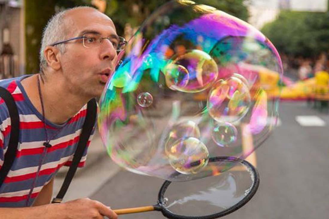 Le favolose bolle di sapone - animazione by Kirkos & Company